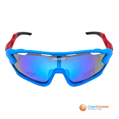 Очки KV+ DELTA Glasses blue\red, SG12.12 1 lens